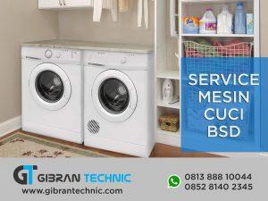 Service Mesin Cuci BSD